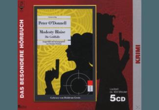 Produktbild Modesty Blaise - 5 CD - Hörbuch