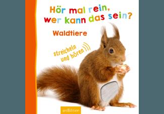 Produktbild Waldtiere  Kinder (Pappbilderbuch)