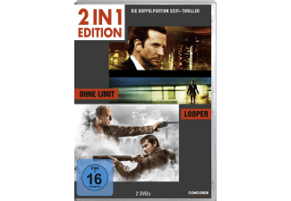 Produktbild 2 in 1 Edition: Looper + Ohne Limit - (DVD)