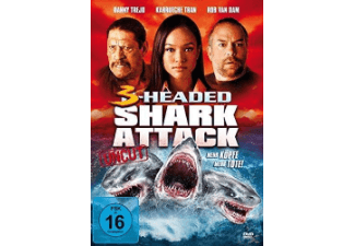 Produktbild 3-Headed Shark Attack - Mehr Köpfe = mehr Tote! -