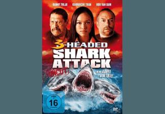 Produktbild 3-Headed Shark Attack - Mehr Köpfe = mehr Tote! -