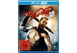 Produktbild 300: Rise of an Empire (3D) - (3D Blu-ray (+2D))
