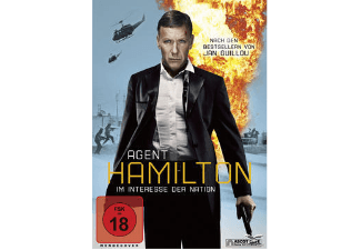 Produktbild Agent Hamilton - (DVD)