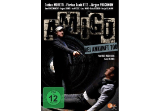 Produktbild Amigo - Bei Ankunft Tod - (DVD)