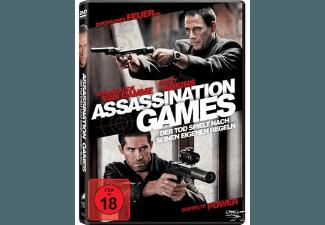 Produktbild Assassination Games - Der Tod spielt nach seinen eigenen Regeln -