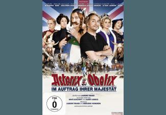 Produktbild Asterix + Obelix   Im Auftrag Ihrer Majestät -