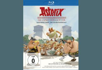 Produktbild Asterix im Land der Götter - (Blu-ray)