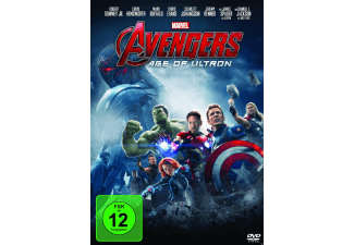 Produktbild Avengers: Age of Ultron - (DVD)