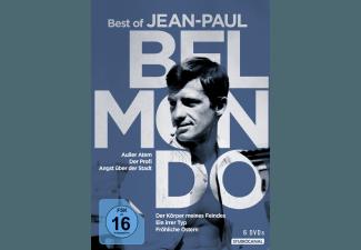 Produktbild Best of Jean Paul Belmondo - (DVD)