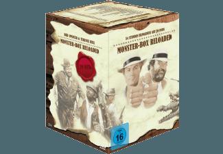 Produktbild Bud Spencer & Terence Hill Monsterbox - Reloaded -