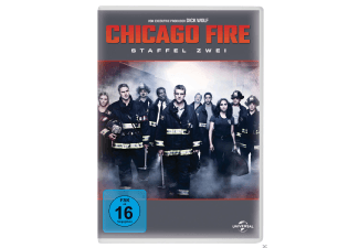 Produktbild Chicago Fire - Staffel 2 - (DVD)