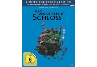 Produktbild Das wandelnde Schloss (Limited Steelbook) - (Blu-ray +