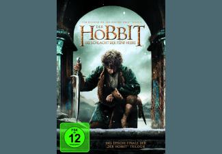 Produktbild Der Hobbit: Die Schlacht der fünf Heere - (DVD)