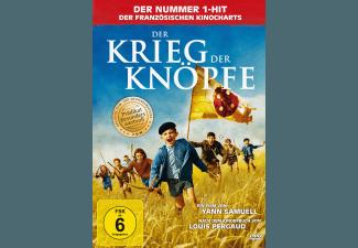 Produktbild Der Krieg der Knöpfe - (DVD)