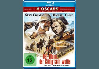 Produktbild Der Mann  der König sein wollte - (Blu-ray)