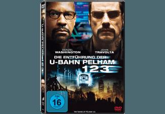 Produktbild Die Entf�hrung Der U-Bahn Pelham 123 - (DVD)