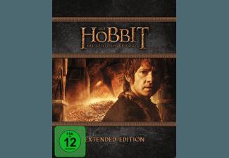 Produktbild Die Hobbit Trilogie (Extended Edition) - (Blu-ray)