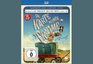 Produktbild Die Karte meiner Träume - (3D Blu-ray (+2D))