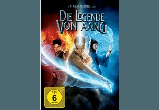 Produktbild Die Legende von Aang - (DVD)