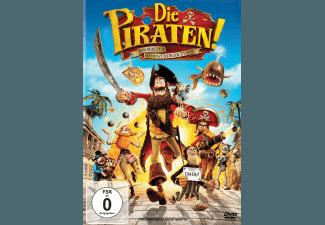 Produktbild Die Piraten - Ein Haufen merkwürdiger Typen -
