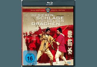 Produktbild Die sieben Schläge des gelben Drachen - (Blu-ray)