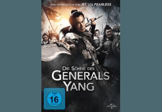 Produktbild Die Söhne des Generals Yang - (DVD)