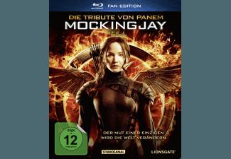 Produktbild Die Tribute von Panem - Mockingjay Teil 1 (Fan Edition) -