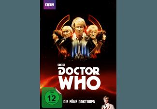 Produktbild Doctor Who - Die fünf Doktoren - (DVD)