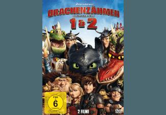 Produktbild Drachenzähmen leicht gemacht 1 & 2 - (DVD)