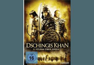 Produktbild Dschingis Khan - Sturm über Asien - (DVD)