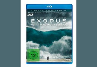 Produktbild Exodus - Götter und Könige - (3D Blu-ray