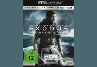 Produktbild Exodus - Götter und Könige - (4K Ultra HD Blu-ray +