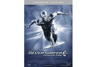 Produktbild Fantastic Four - Rise of the Silver Surfer - (DVD)