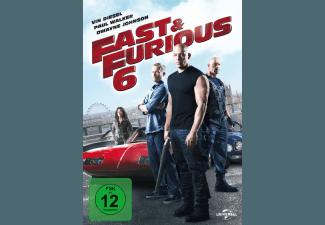 Produktbild Fast & Furious 6 - (DVD)