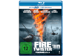 Produktbild Fire Twister - Feuerhölle L.A. - (3D Blu-ray
