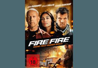 Produktbild FIRE WITH FIRE - RACHE HAT IHRE EIGENEN REGELN - (DVD)