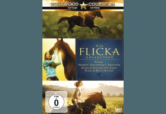 Produktbild Flicka 1-3 - (DVD)