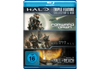 Produktbild Halo - Triple Feature Collector s Box Limited - (Blu-ray)