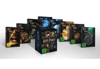 Produktbild Harry Potter - The Complete Collection - (DVD)