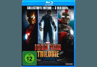 Produktbild Iron Man Trilogie (Collector s Edition) - (Blu-ray)