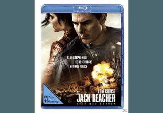 Produktbild Jack Reacher-Kein Weg zurück - (Blu-ray)