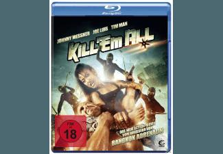 Produktbild Kill  em All - (Blu-ray)