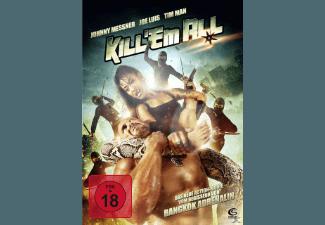 Produktbild Kill  em All - (DVD)