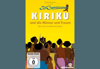 Produktbild Kiriku und die M�nner und Frauen - (DVD)