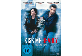 Produktbild Kiss Me Deadly-Codename: Delphi - (DVD)