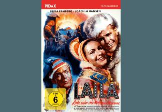 Produktbild Laila - Liebe unter der Mitternachtssonne - (DVD)