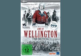 Produktbild Lines of Wellington - Sturm über Portugal - (DVD)
