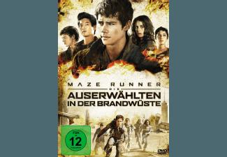 Produktbild Maze Runner 2 - Die Auserwählten in der Brandwüste -