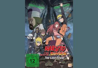 Produktbild Naruto - Shippuden: The Movie 4 - The Lost Tower - (Blu-ray +