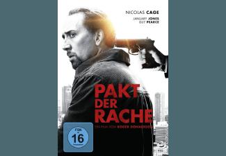 Produktbild Pakt der Rache - (DVD)